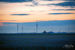 Indiana Windmill Farm