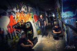 Krog Street Tunnel - Multiple Personalit