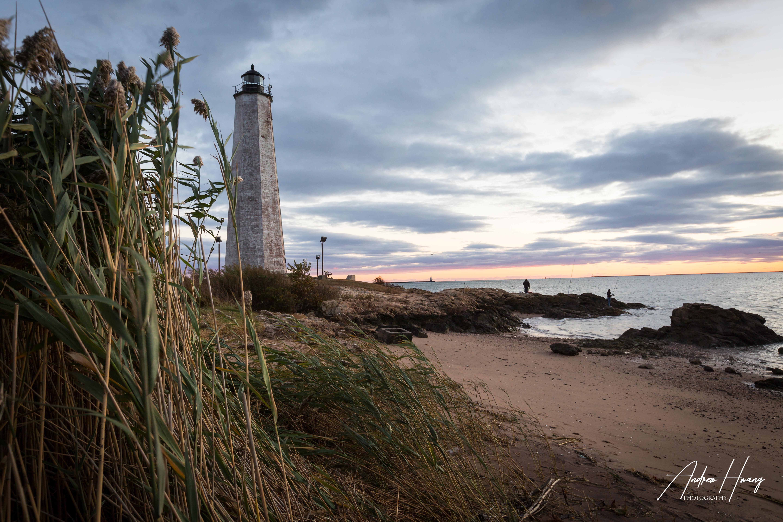 5 Mile Lighthouse Sunset