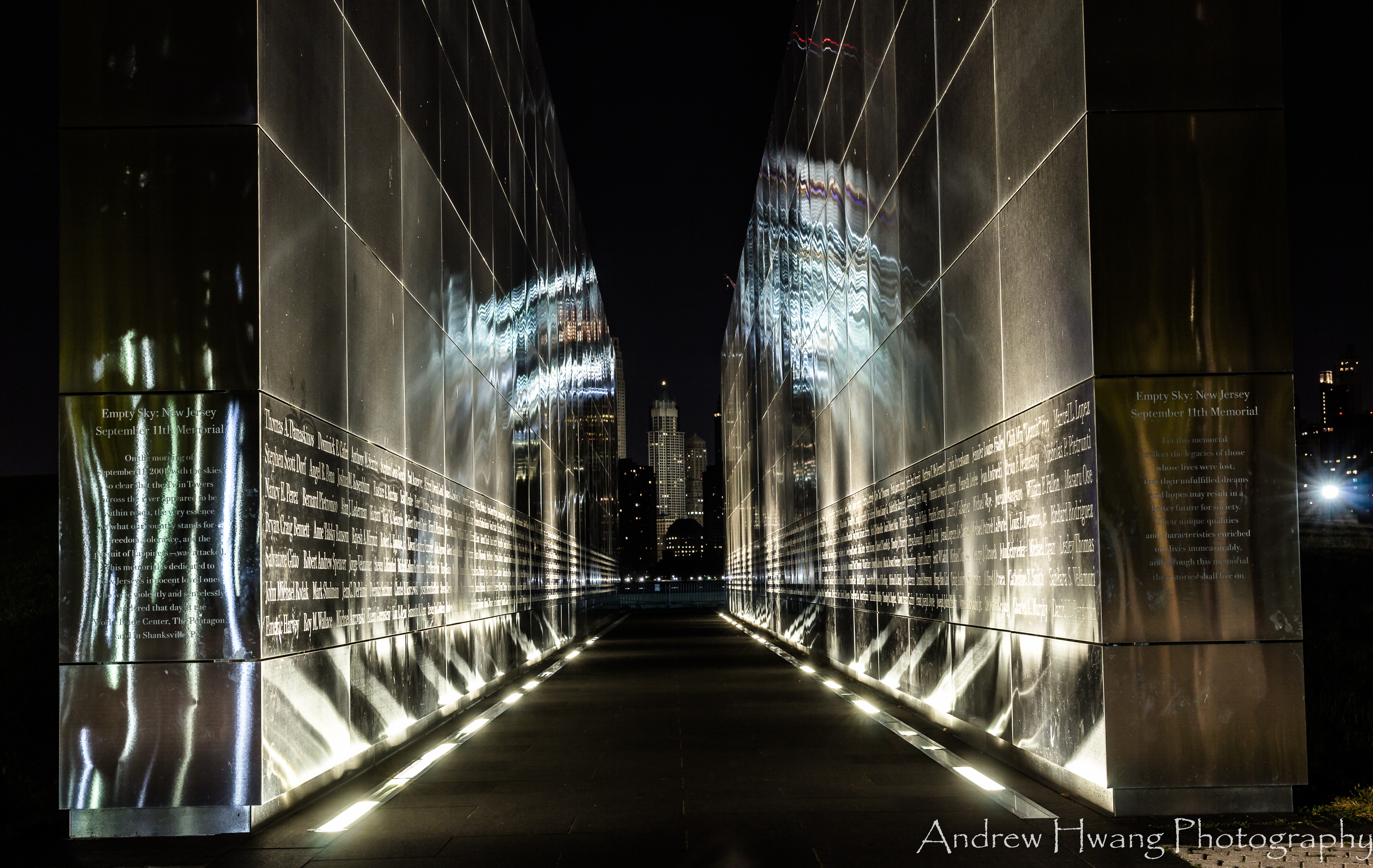 Empty Sky Memorial Night