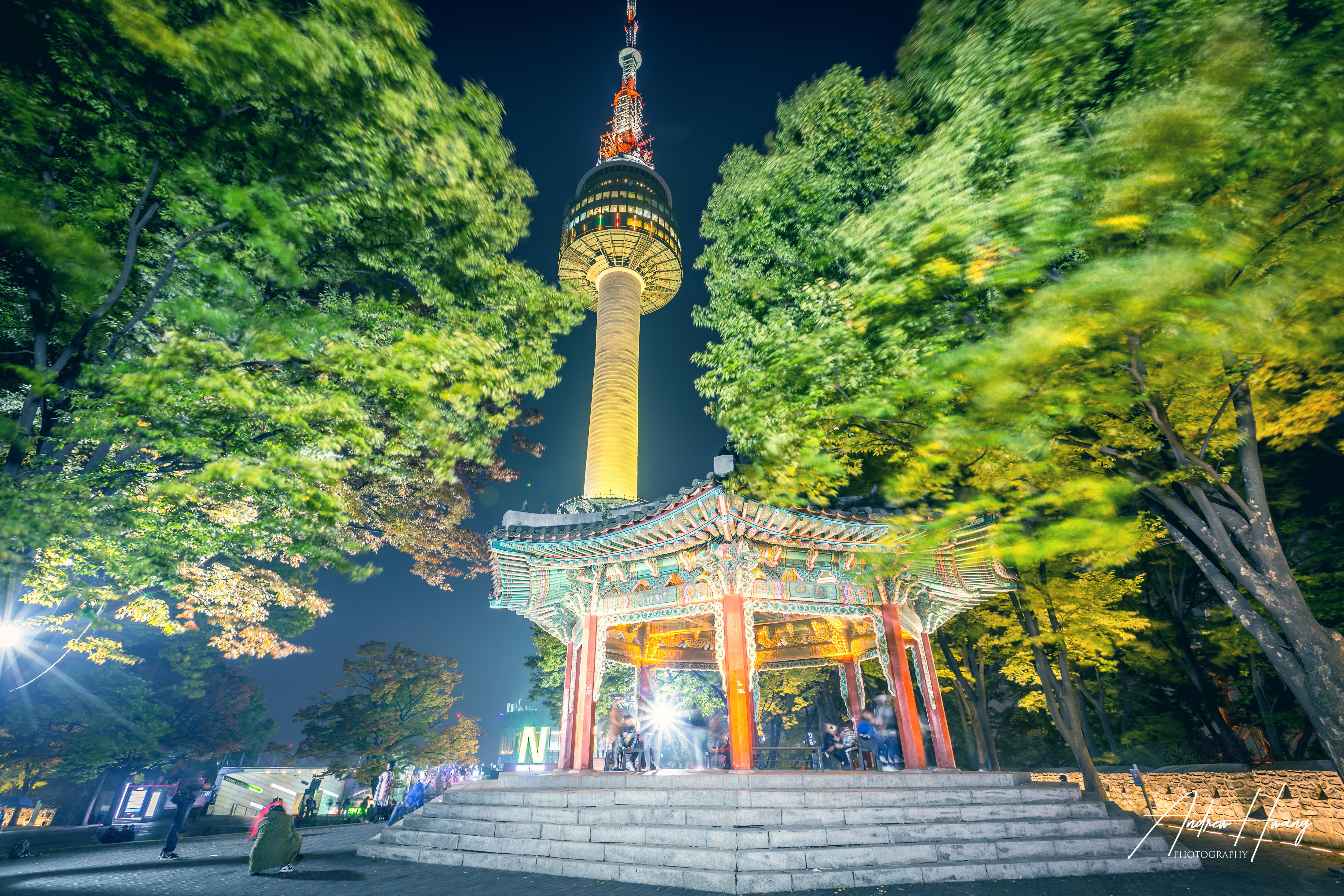Seoul Tower_Pavilion