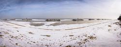Triton Beach Winter Freeze
