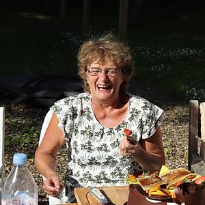 Anniversaire de notre cliente Danielle, 63 ans...ou pas ;-)