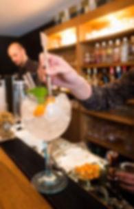 Check-in bar checkin cocktail bar