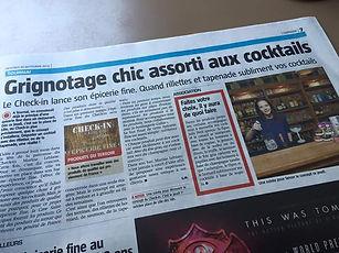 Check-in bar cocktail tournai Check in bar cocktail bar vintage tournai