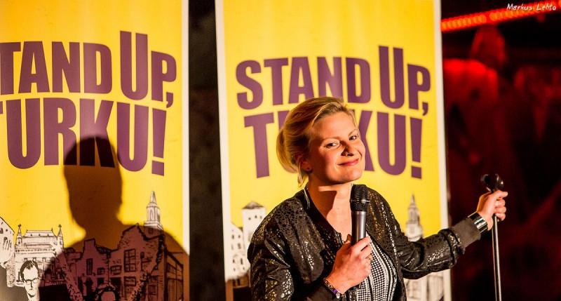 Stand up Turku 2016