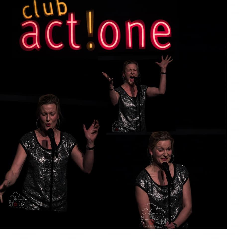 Club act one, Helsinki 2018