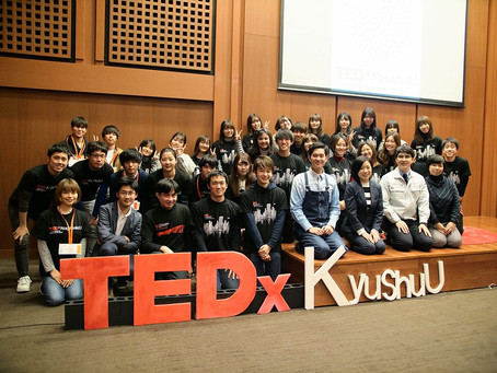 TEDxKyushuU 2019 終了!