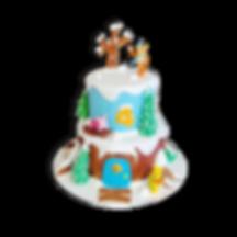 gâteau 3d