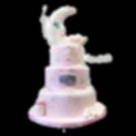 gâteau anniversaire 3d