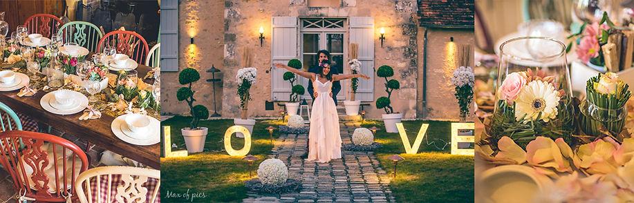 bandeau mariage hippie chic