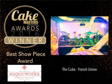 cake awards 2016