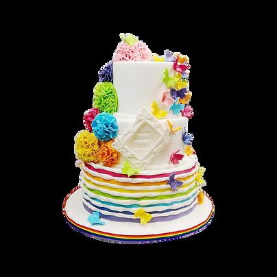 gâteau baptême
