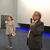 Michèle Giovanangeli et Jean-Louis Banès