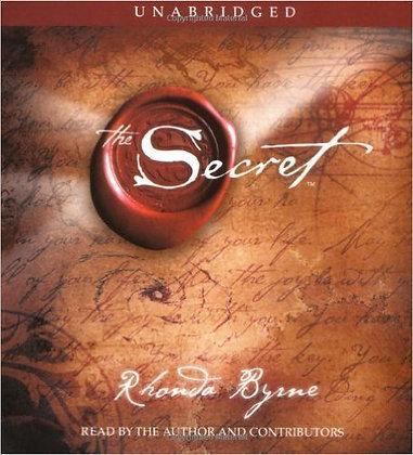 The Secret - Unabridged 4CD set