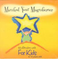 MANIFEST YOUR MAGNIFICENCE CARDS: 64 Affirmation