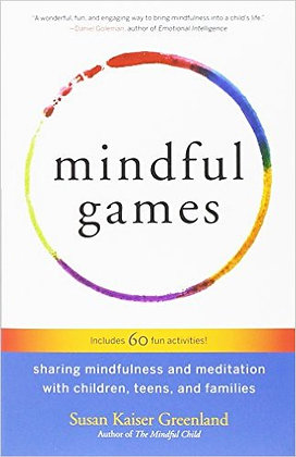 Mindful Games: Sharing Mindfulness and Meditation
