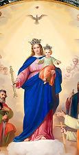 MARYJA JEST MATKĄ – MARYJA JEST POTĘŻNĄ – MARYJA JEST WSPOMOŻYCIELKĄ