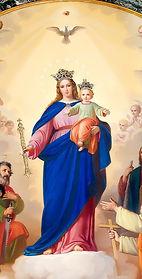 MARIA È MADRE - MARIA È POTENTE - MARIA È AUSILIATRICE
