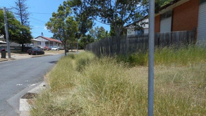 One of the many Brisbane footpaths sent to the Brisbane City Council or surrounding areas via app Snap Send Solve.