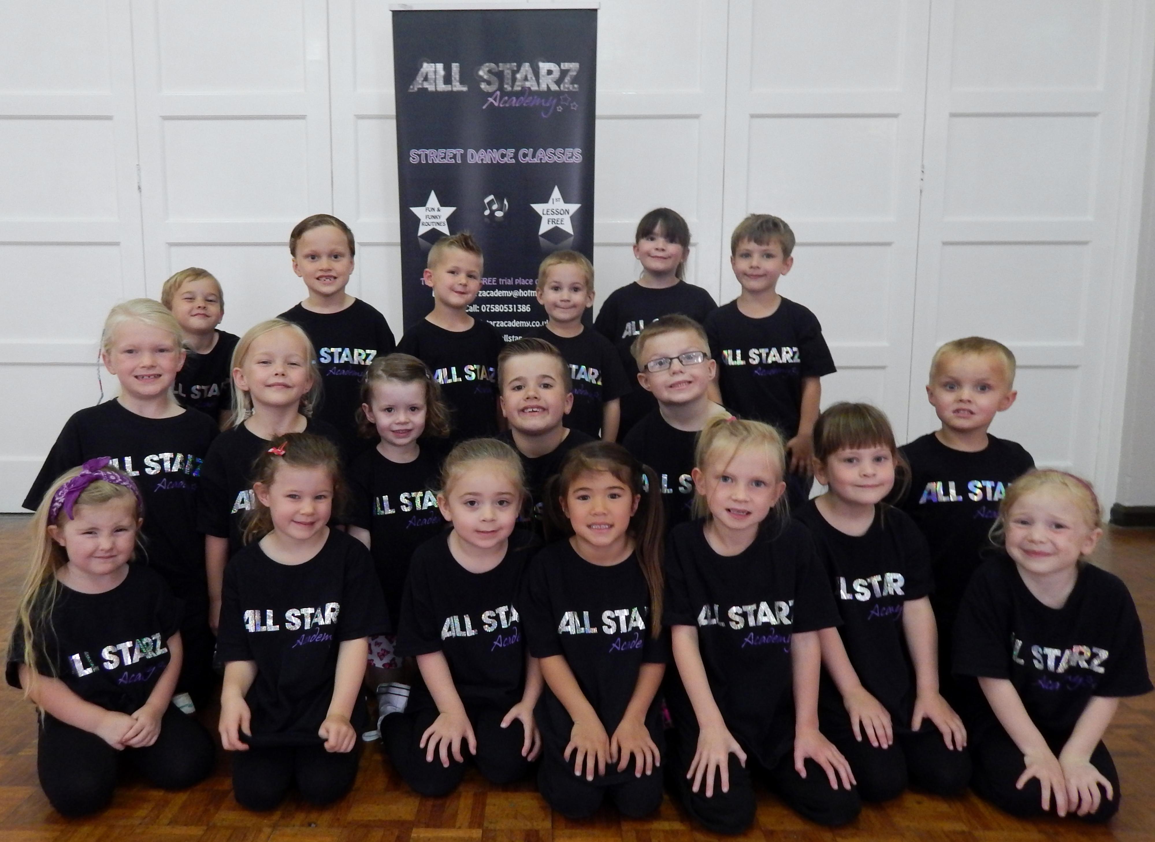 All Starz Tots