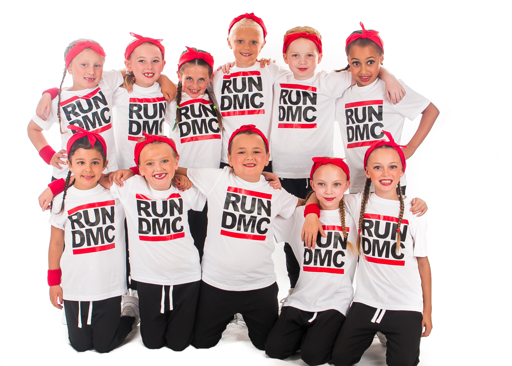 Girl Boppers Run DMC