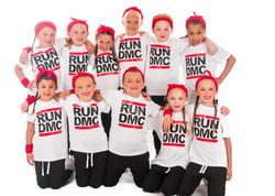 Girl Boppers Run DMC