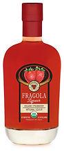 Organic Strawberry Liqueur