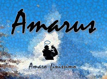 Amarus herbal liqueur