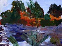 Queens Park Pond