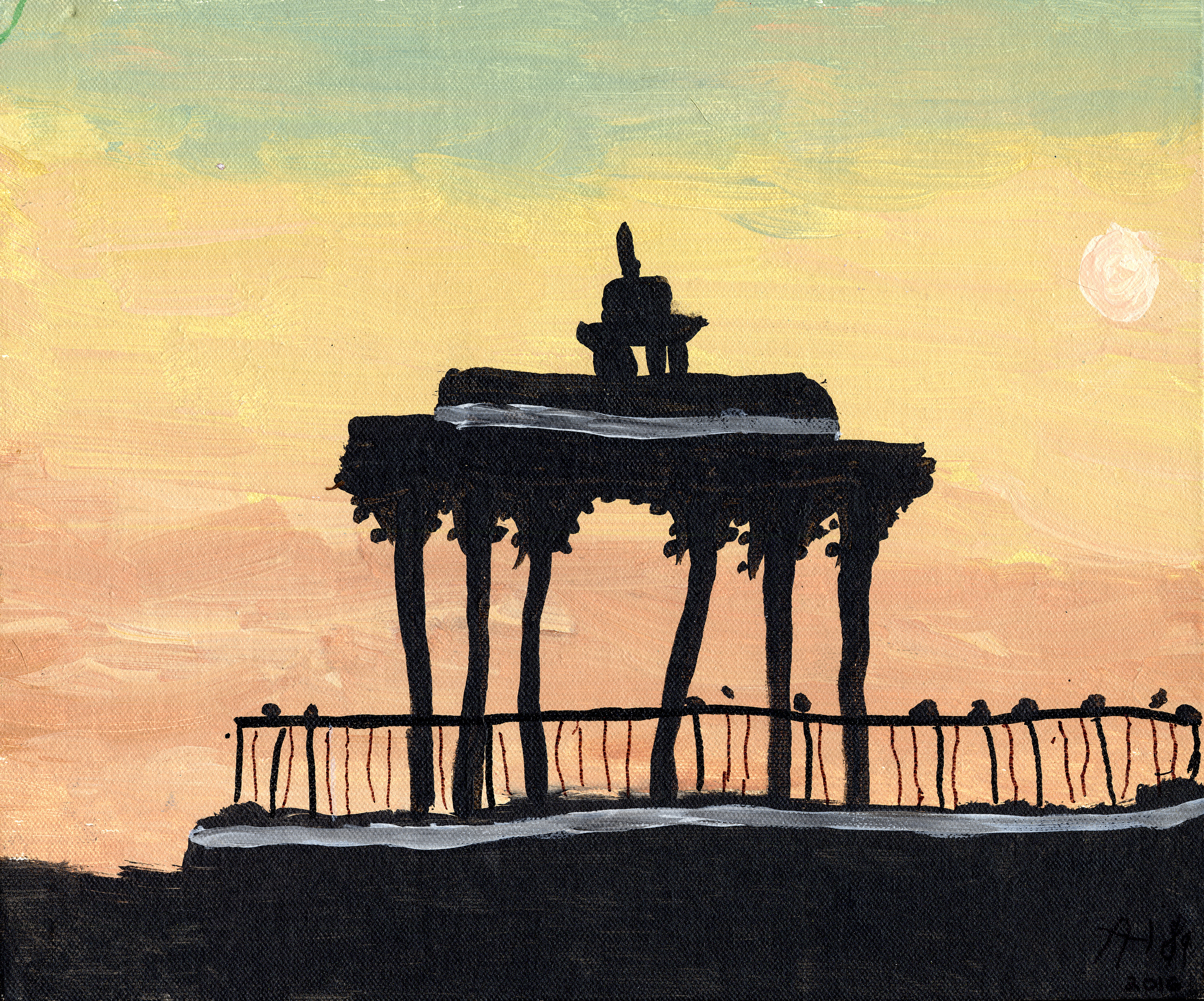 Sunset Bandstand