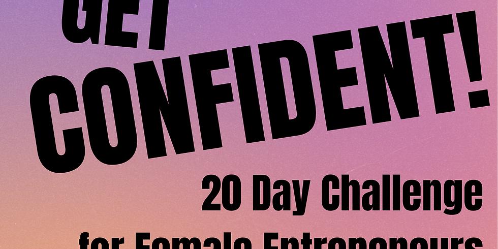 Start the Get Confident Challenge!