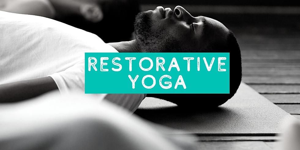 Restorative Yoga (3/23)