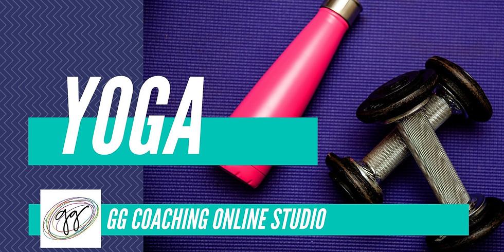 Online Studio: ALL-LEVEL YOGA