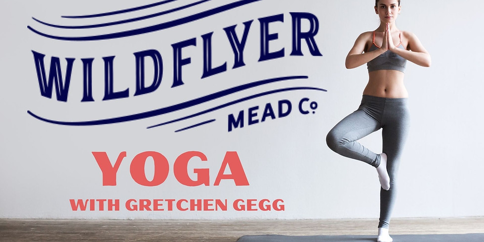 Yoga & Mead at Wildflyer