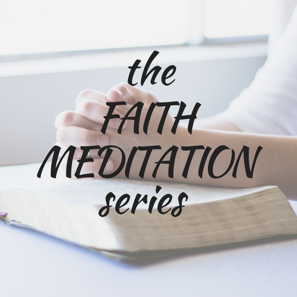 Meditation for anyone. Christian-focused.