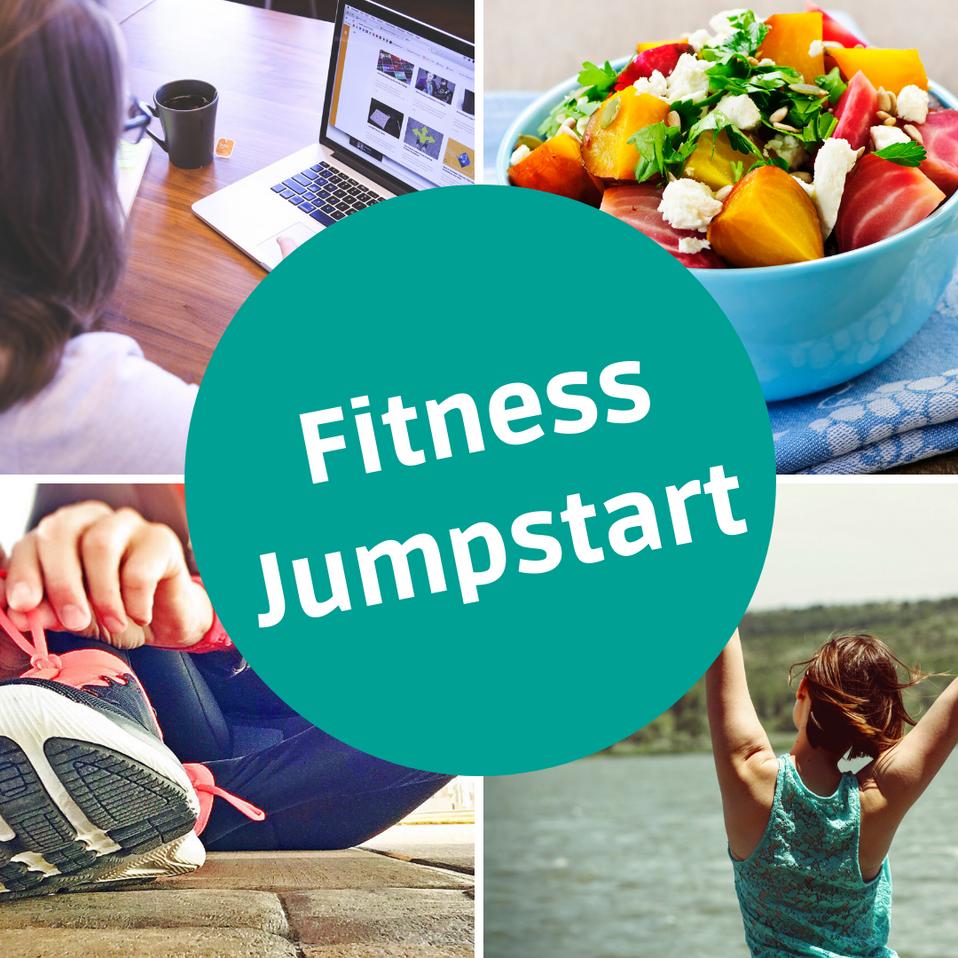 1 Week Fitness Jumpstart