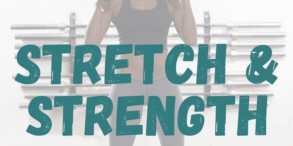 Stretch & Strength (9/28)