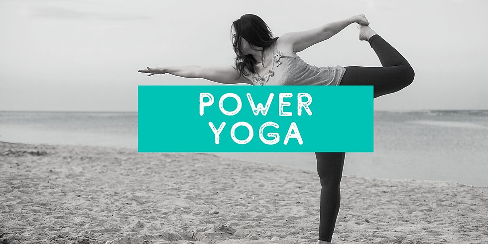 Power Yoga  (2/25)