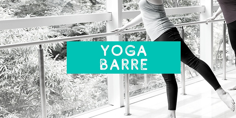 Yoga Barre (Sa 4/24)