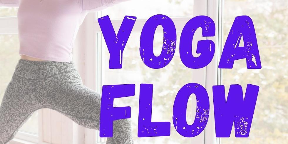 Yoga Flow (Tu 9/29)