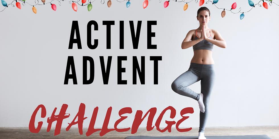ACTIVE ADVENT CHALLENGE