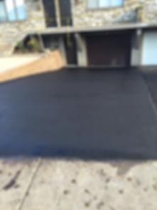 réparation d'asphalte d'entrée de garage