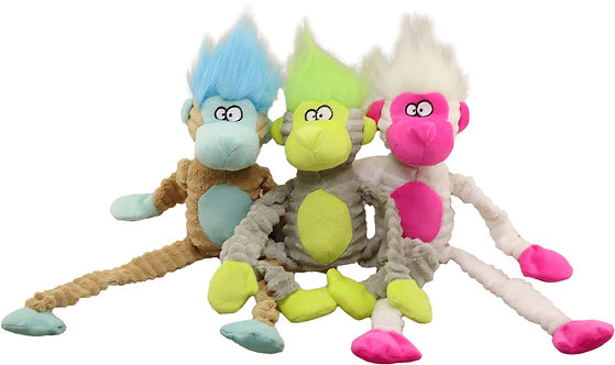 Jungle Monkey Assorted