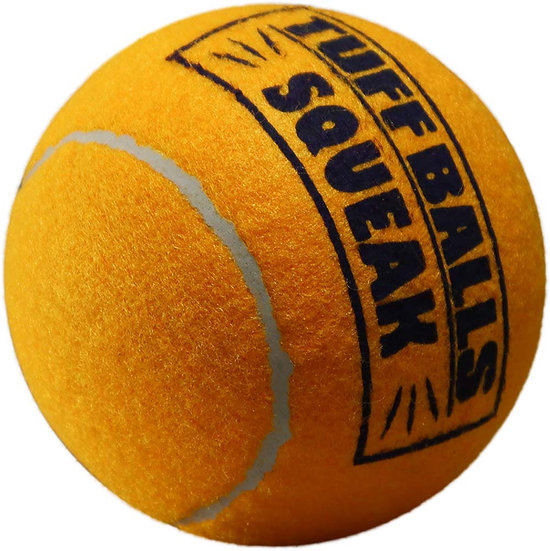 "Giant Tuff Ball Squeak 4"" 1-Pack"