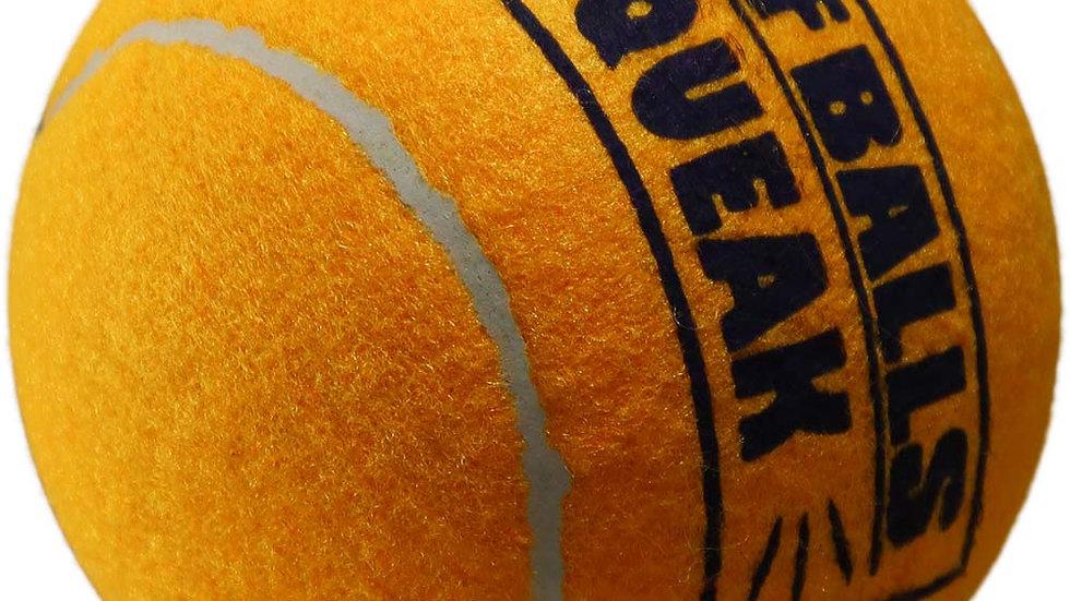 """Giant Tuff Ball Squeak 4"""" - BULK"""