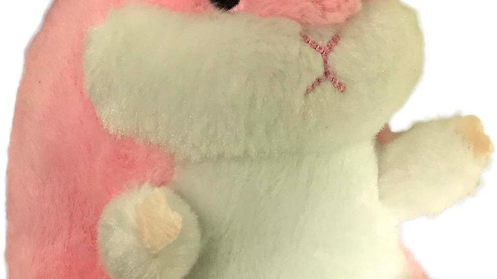 Tiny Tots Fat Hamster Pink