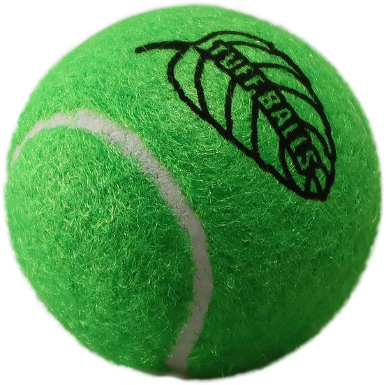"Jr. Mint Tuff Ball 1.8"" 2-Pack"