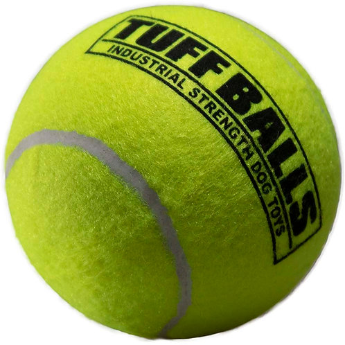 "Giant Tuff Ball 4"" - BULK"