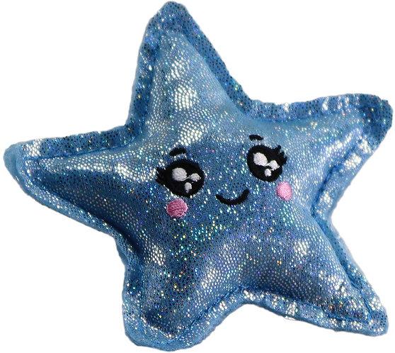 Catnip Crinkles Super Star